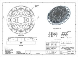 Round lockable manhole cover DN 600 D 400 KN with ventilation DN-600-D-400-KN-uzamyk.-s-ventil-300x218