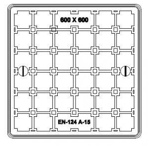 Manhole Cover poklop-600x600A15-300x295